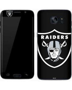 Las Vegas Raiders Large Logo Galaxy S7 Skin
