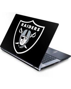 Las Vegas Raiders Large Logo Generic Laptop Skin