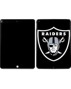 Las Vegas Raiders Large Logo Apple iPad Skin