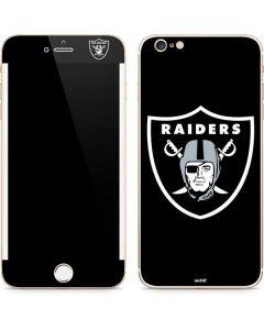 Las Vegas Raiders Large Logo iPhone 6/6s Plus Skin