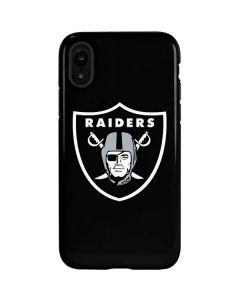 Las Vegas Raiders Large Logo iPhone XR Pro Case