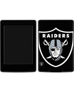 Las Vegas Raiders Large Logo Amazon Kindle Skin