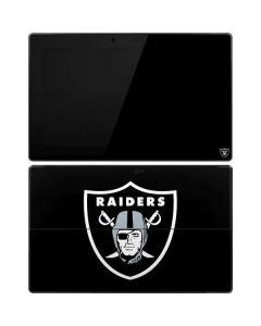 Las Vegas Raiders Large Logo Surface RT Skin