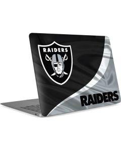 Las Vegas Raiders Apple MacBook Air Skin