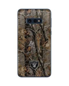 Las Vegas Raiders Realtree AP Camo Galaxy S10e Skin