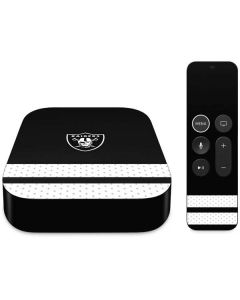 Las Vegas Raiders Shutout Apple TV Skin