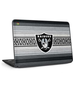 Las Vegas Raiders Trailblazer HP Chromebook Skin