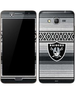 Las Vegas Raiders Trailblazer Galaxy Grand Prime Skin