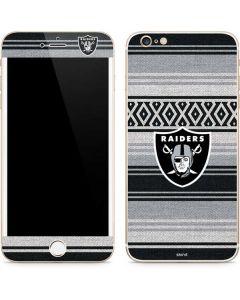 Las Vegas Raiders Trailblazer iPhone 6/6s Plus Skin