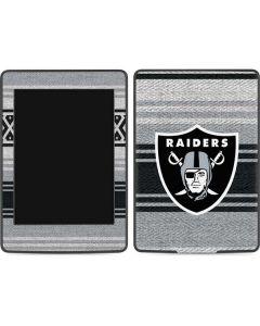 Las Vegas Raiders Trailblazer Amazon Kindle Skin