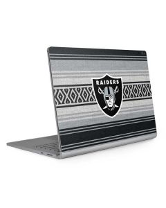 Las Vegas Raiders Trailblazer Surface Book 2 15in Skin