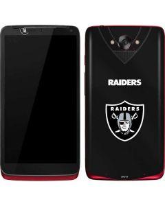 Las Vegas Raiders Team Jersey Motorola Droid Skin