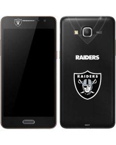 Las Vegas Raiders Team Jersey Galaxy Grand Prime Skin
