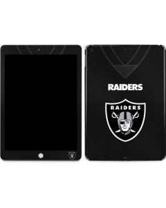 Las Vegas Raiders Team Jersey Apple iPad Skin