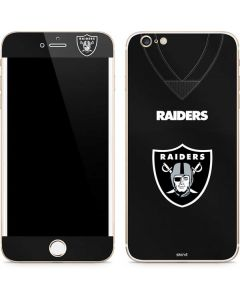 Las Vegas Raiders Team Jersey iPhone 6/6s Plus Skin