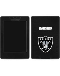 Las Vegas Raiders Team Jersey Amazon Kindle Skin