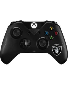 Las Vegas Raiders Team Jersey Xbox One Controller Skin