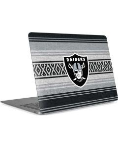 Las Vegas Raiders Trailblazer Apple MacBook Air Skin