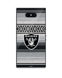 Las Vegas Raiders Trailblazer Razer Phone 2 Skin