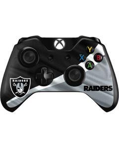 Las Vegas Raiders Xbox One Controller Skin