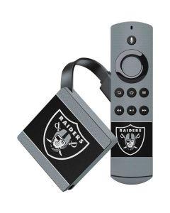 Las Vegas Raiders Zone Block Amazon Fire TV Skin