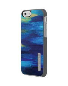 Ocean Blue Brush Stroke Incipio DualPro Shine iPhone 6 Skin