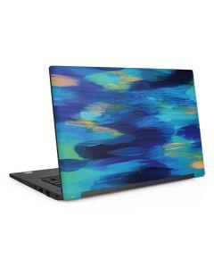 Ocean Blue Brush Stroke Dell Latitude Skin