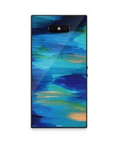 Ocean Blue Brush Stroke Razer Phone 2 Skin