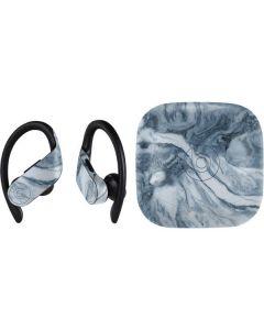 Ocean Blue Marble PowerBeats Pro Skin