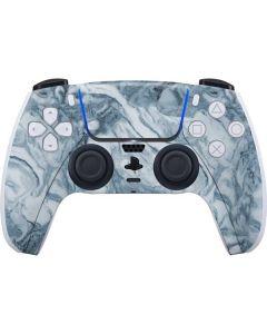 Ocean Blue Marble PS5 Controller Skin
