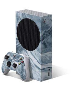 Ocean Blue Marble Xbox Series S Bundle Skin
