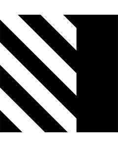 Black and White Stripes LifeProof Nuud iPhone Skin