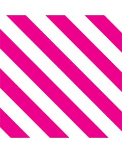 Pink and White Geometric Stripes LifeProof Nuud iPhone Skin