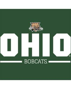 Ohio Bobcats Logo Wii Remote Controller Skin