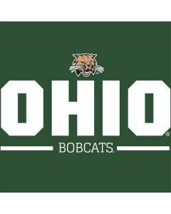 Ohio Bobcats Logo Galaxy Buds Plus Skin