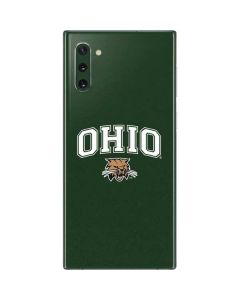 Ohio Bobcats Galaxy Note 10 Skin