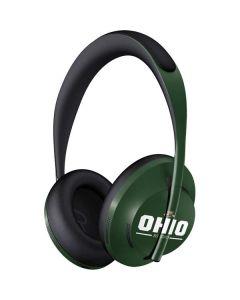 Ohio Bobcats Logo Bose Noise Cancelling Headphones 700 Skin