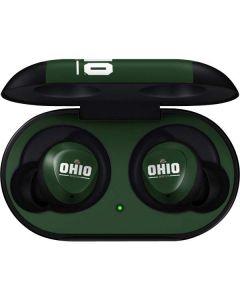 Ohio Bobcats Logo Galaxy Buds Skin
