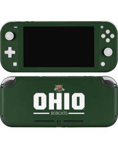 Ohio Bobcats Logo Nintendo Switch Lite Skin