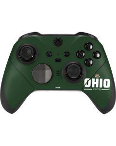 Ohio Bobcats Logo Xbox Elite Wireless Controller Series 2 Skin