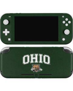 Ohio Bobcats Nintendo Switch Lite Skin