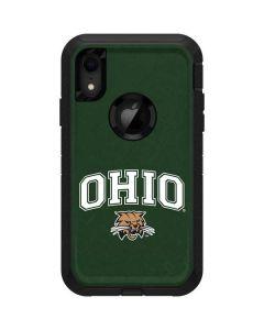 Ohio Bobcats Otterbox Defender iPhone Skin