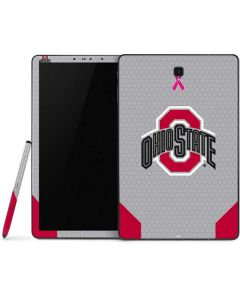 Ohio State Breast Cancer Samsung Galaxy Tab Skin