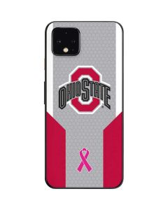 Ohio State Breast Cancer Google Pixel 4 Skin