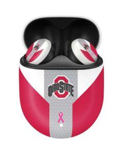 Ohio State Breast Cancer Google Pixel Buds Skin