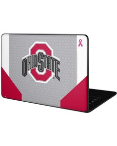Ohio State Breast Cancer Google Pixelbook Go Skin