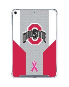 Ohio State Breast Cancer iPad Mini 5 (2019) Clear Case