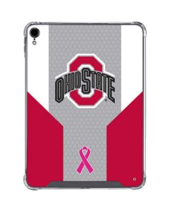 Ohio State Breast Cancer iPad Pro 11in (2018-19) Clear Case