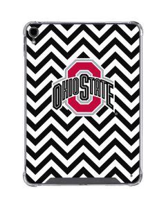 Ohio State Chevron Print iPad Pro 11in (2018-19) Clear Case
