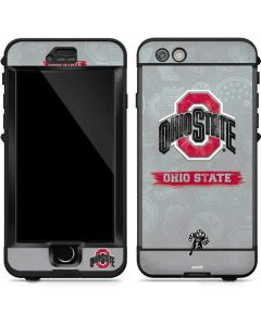 Ohio State Distressed Logo LifeProof Nuud iPhone Skin